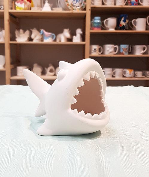 Shark says AHHHH