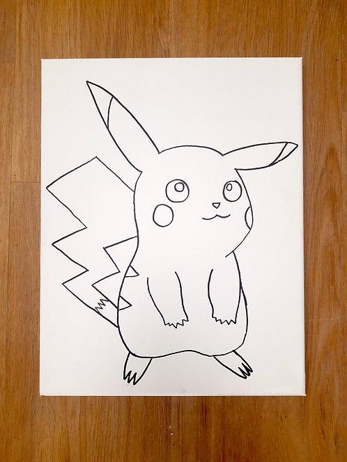 Classic Pikachu Kit (2 sizes available)
