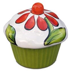 Cherry Cupcake Box