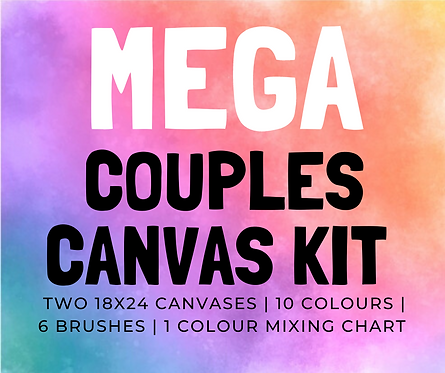 MEGA Couples Canvas Kit