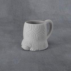 Peek-a-Boo-Turtle Mug