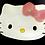 Thumbnail: Hello Kitty Plate
