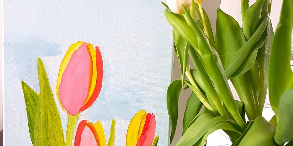 Tulip Virtual Canvas Class