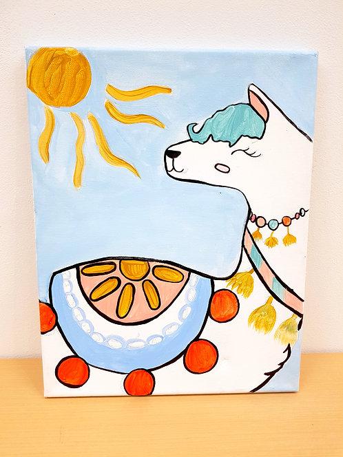 Sunny Llama Kit