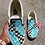 Thumbnail: Shredded Hype Checkerboard Vans (Any Size)