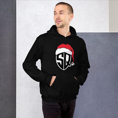 SQ Christmas Logo Hoodie