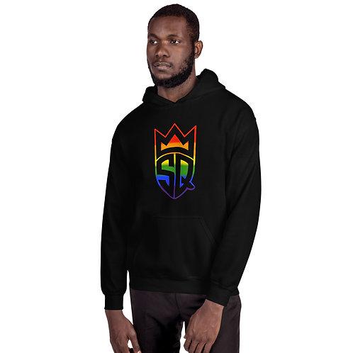 SQ Logo Hoodie (Pride 2)