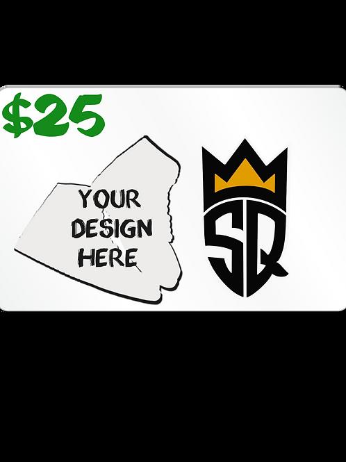 SQ Customs Digital Gift Card
