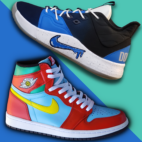 Send Kicks in for Customization ( Modern)