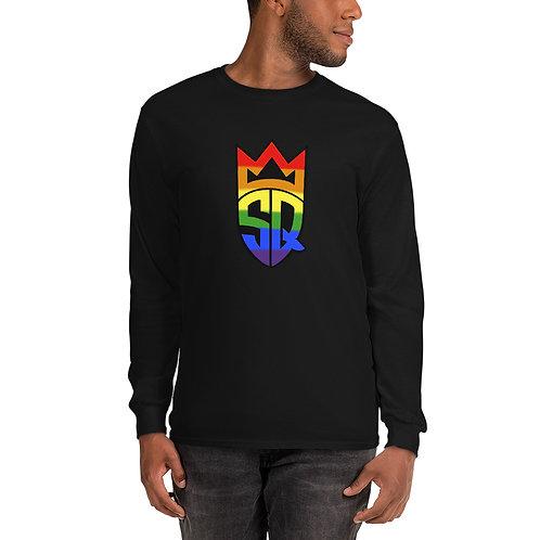 SQ Logo Long Sleeve (Pride)