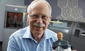 Chuck Hull: The Father of 3D Printing, The Guardian, 2014.