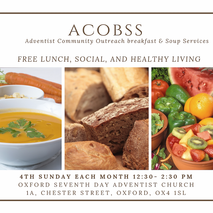 Adventist Community Outreach Breakfast & Soup Services  (1)