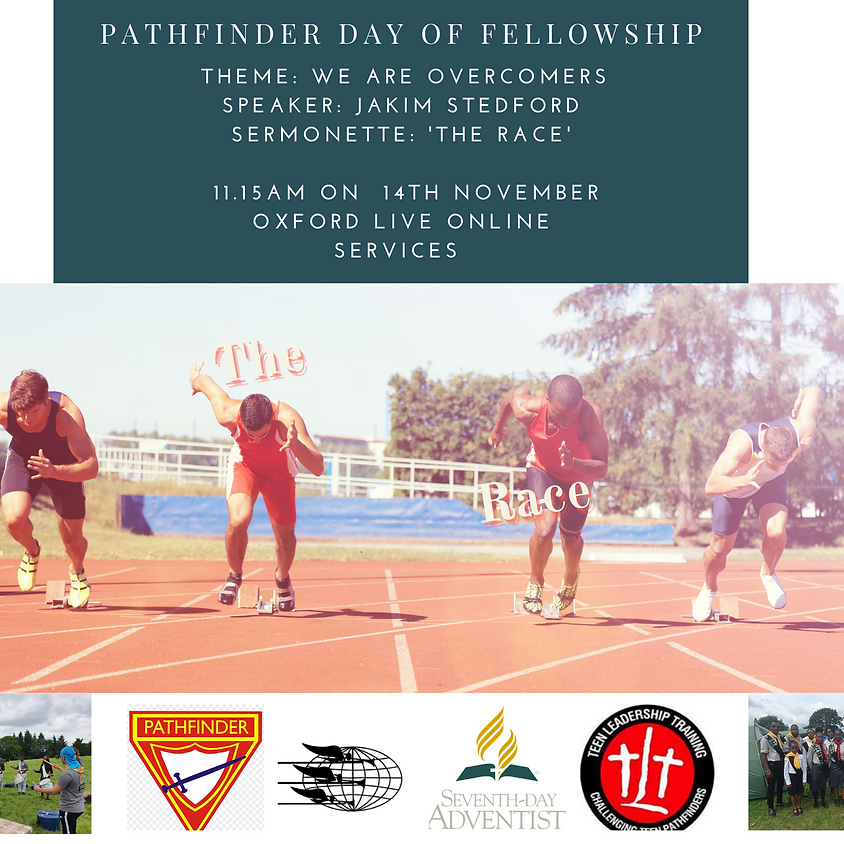 Pathfinder Day of Fellowship - We are Over-comers