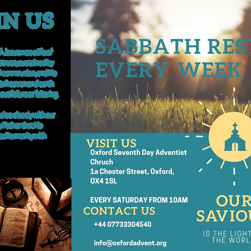 Sabbath Rest (1)