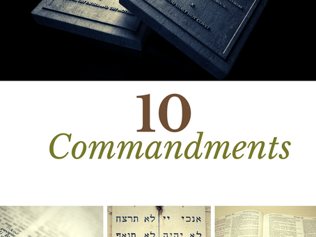 ..Jesus did away with the ten commandments