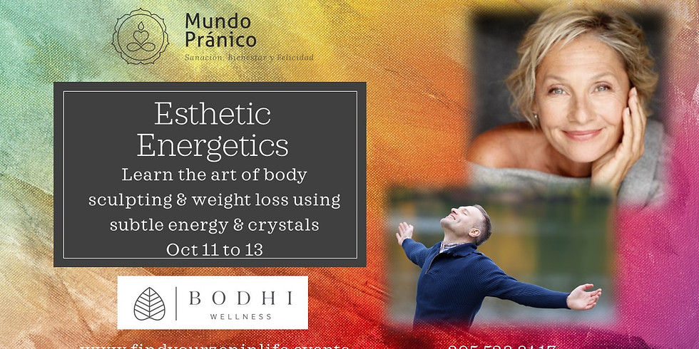 Energetic Esthetics  / Estetica Energetica