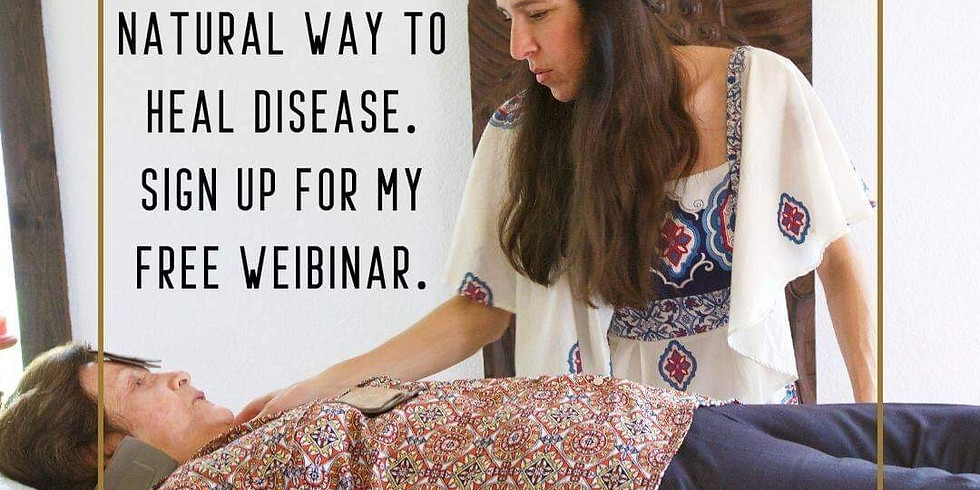 FREE LIVE WEBINAR: Learn to Heal in a Way No One Else Can