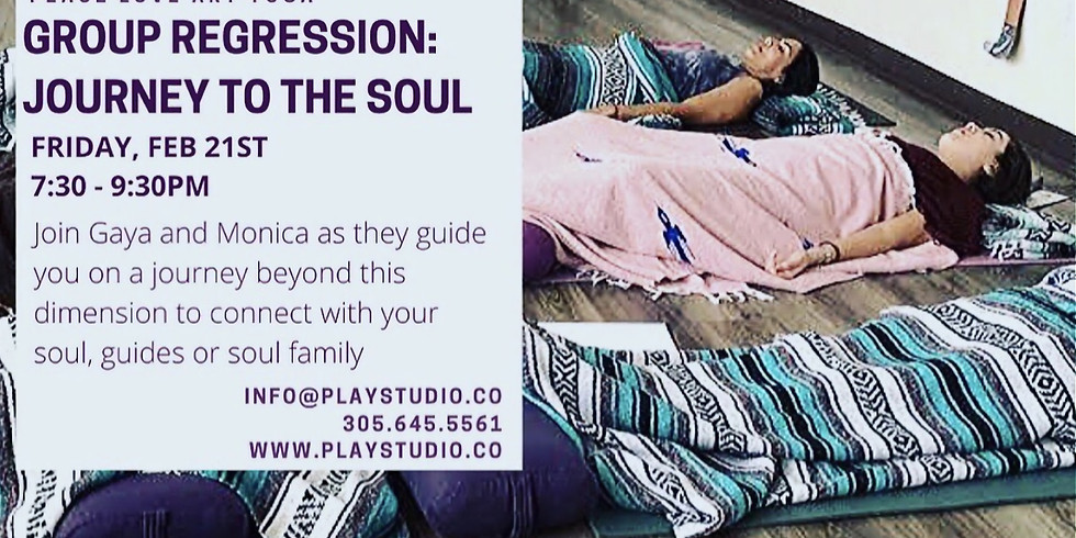 Group Regression: Journey to the Soul