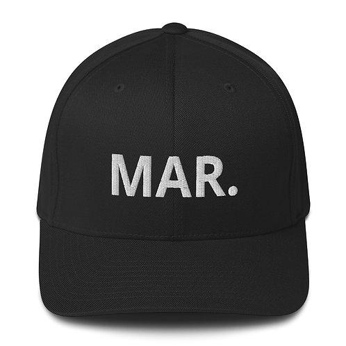 MAR. Structured Cap (Closed Back)
