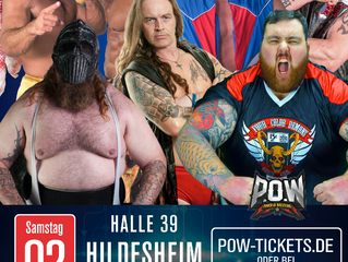 Endspurt 2017 & Stars of the Ring Tour 2018