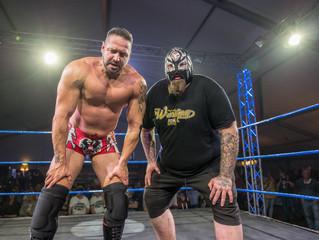 WrestleMaster Class mit vier neuen Champions