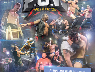 "POW-Premiere: ""Always ready for a fight - Ein Wrestling Event entsteht"""