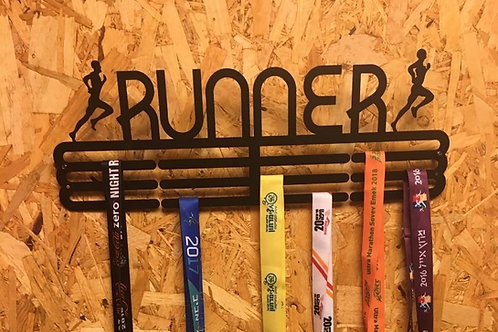 מתלה מדליות - RUNNER