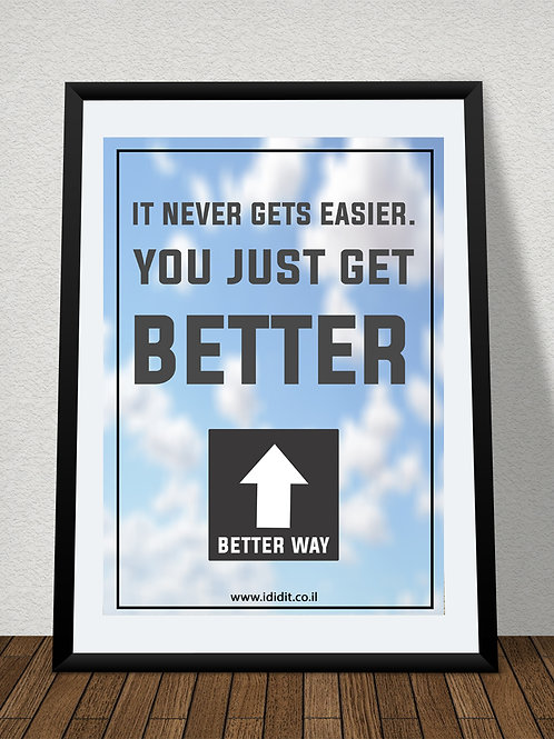 get better 2