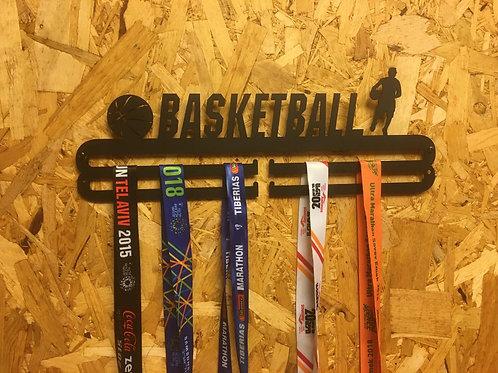 מתלה מדליות - BASKETBALL