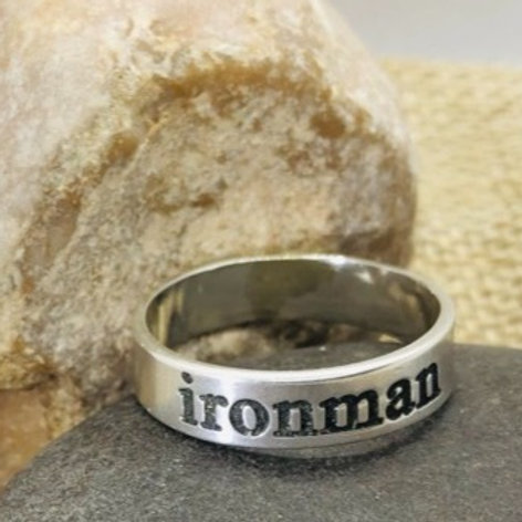IRON MAN טבעת