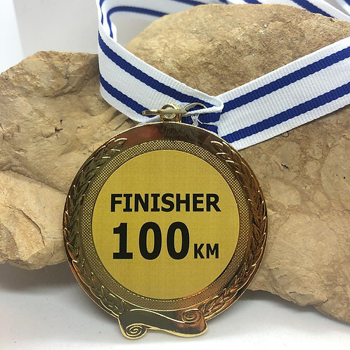 FINISHER 100K
