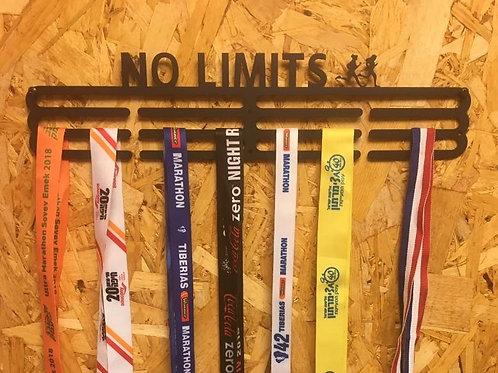 מתלה מדליות - NO LIMITS