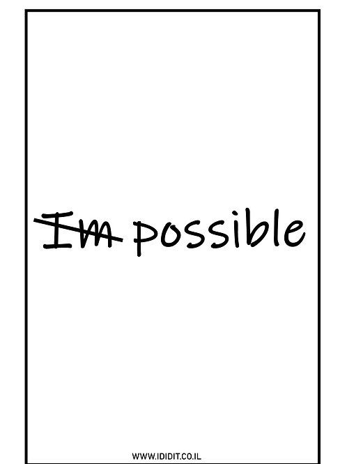 מגנט- im possible