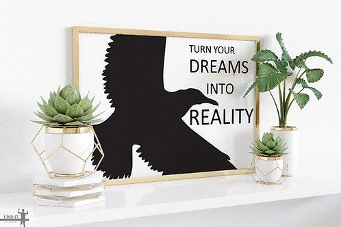 turn your dreams - ציפור