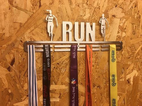 מתלה מדליות -  RUN (ss)