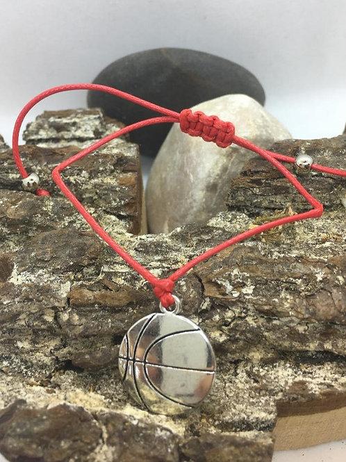 כדורסל- צמיד אדום