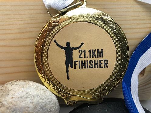 FINISHER 21.1KM