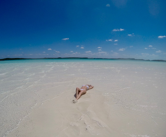 Pipe Cay, Bahamas