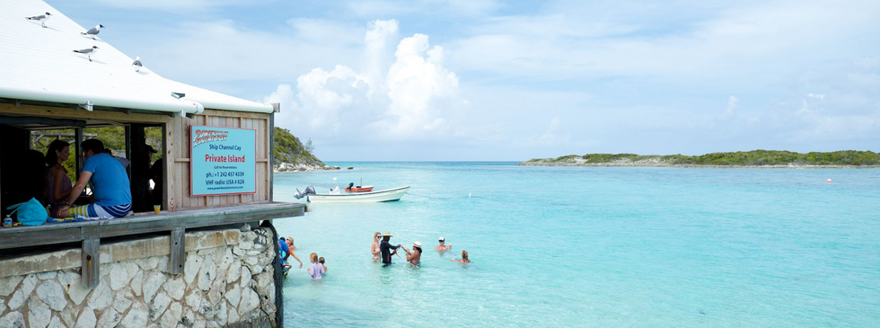 Ship Channel Cay , Powerboat Adventures