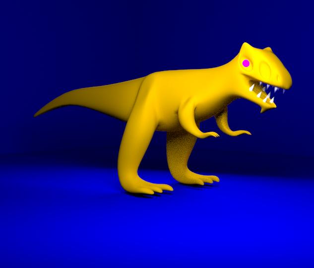 Carnosaur Model