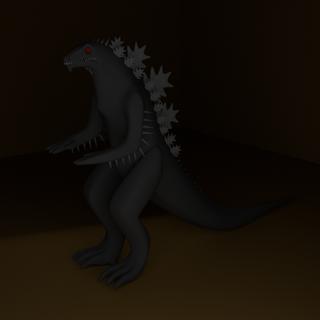 Godzilla Model
