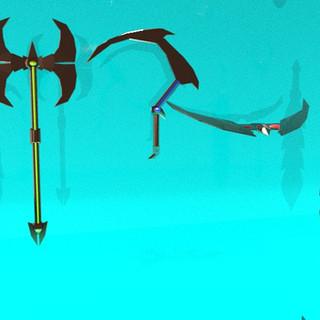 3D God Weapons 3-3