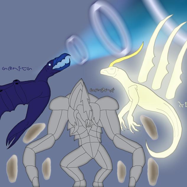 Elemental Beasts 5