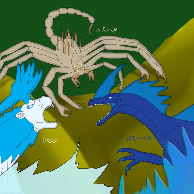 Elemental Beasts 4