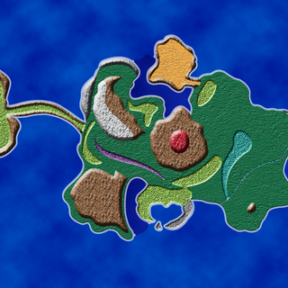 Textured Map