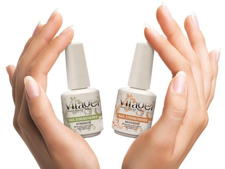 Укрепление ногтей vitagel
