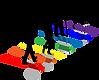跨權會 Logo