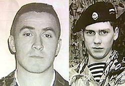 Almaz Shageyev and Mikhail Sukhorukov