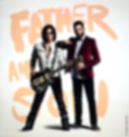 Father and Son Norbert Nono Krief David Sparte