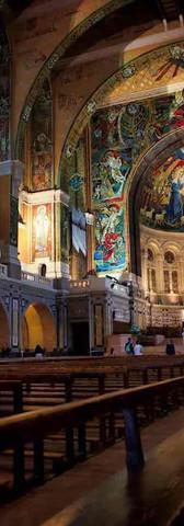 Basilique Sainte-Thérèse  - Lisieux 12